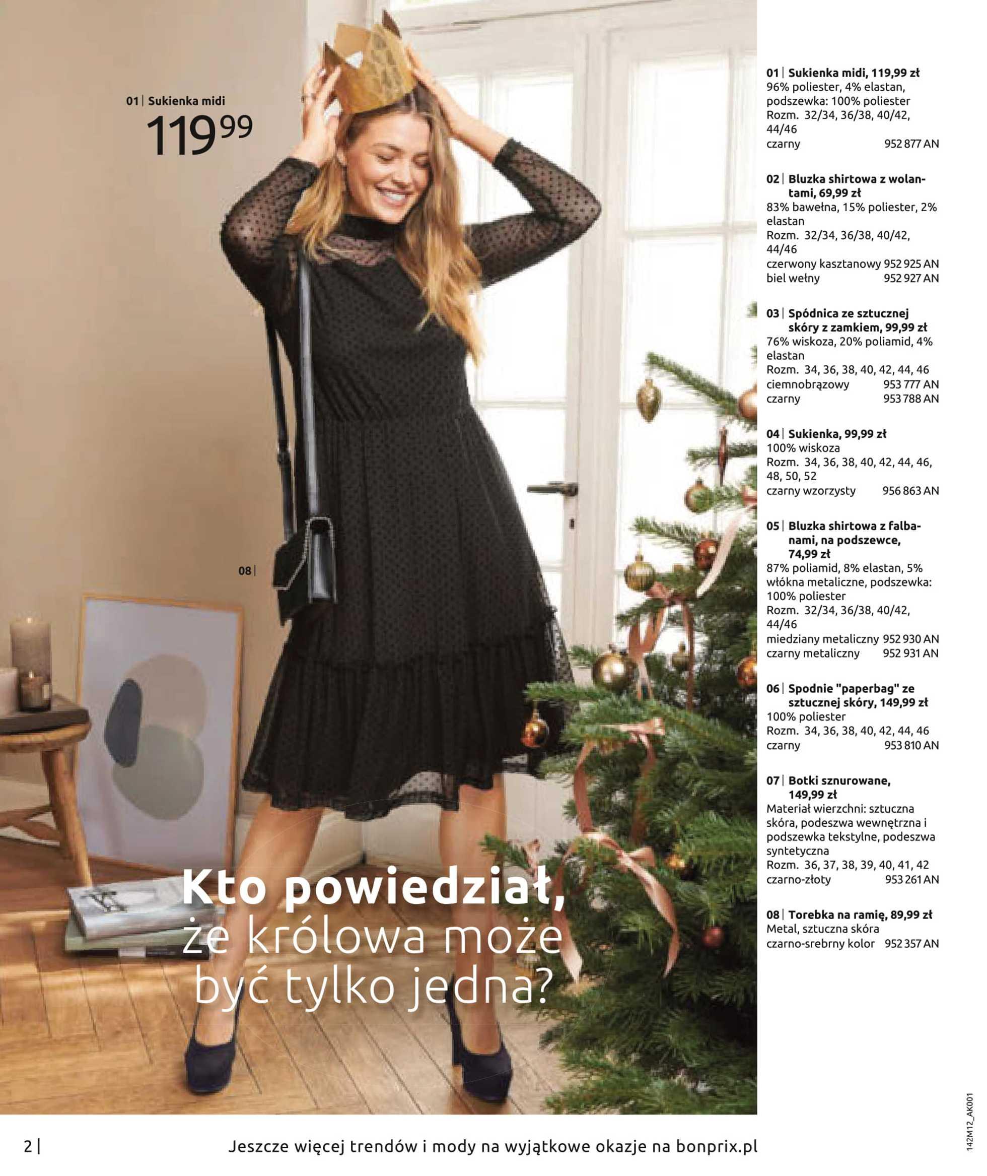 Bonprix - gazetka promocyjna ważna od 01.12.2020 do 30.05.2021 - strona 4.