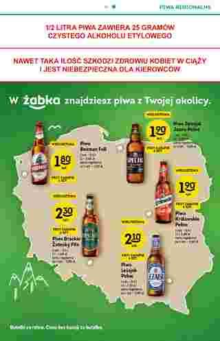 Żabka - gazetka promocyjna ważna od 08.07.2020 do 21.07.2020 - strona 9.