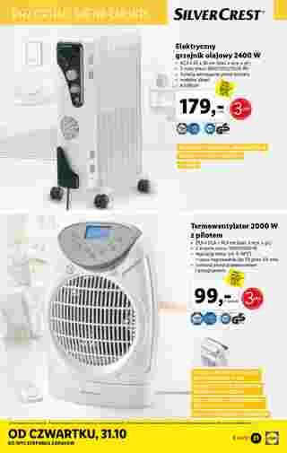 Lidl - gazetka promocyjna ważna od 28.10.2019 do 02.11.2019 - strona 21.