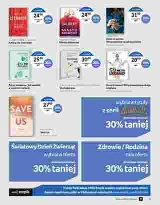 Empik - gazetka promocyjna ważna od 02.10.2019 do 15.10.2019 - strona 5.