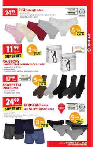 Biedronka - gazetka promocyjna ważna od 07.01.2020 do 18.01.2020 - strona 15.