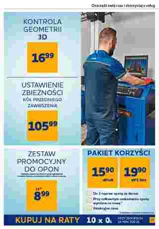 Norauto - gazetka promocyjna ważna od 01.05.2020 do 31.05.2020 - strona 25.