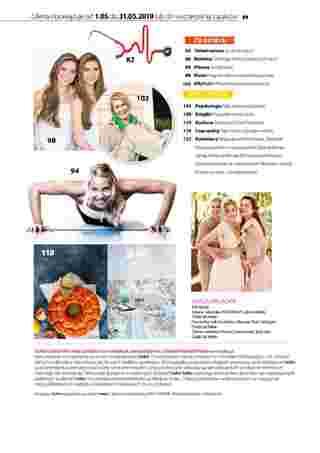 Hebe - gazetka promocyjna ważna od 01.05.2019 do 31.05.2019 - strona 5.