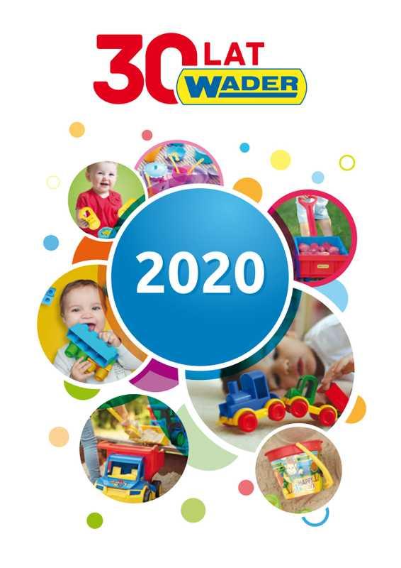 Wader - gazetka promocyjna ważna od 22.01.2020 do 31.12.2020 - strona 1.