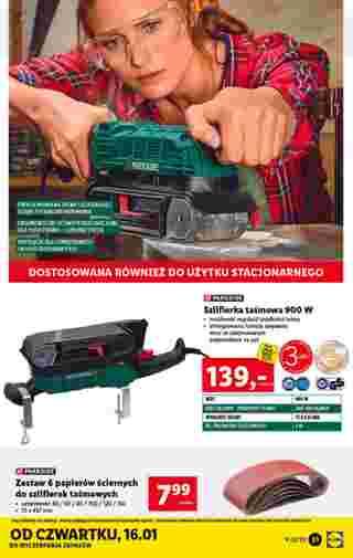 Lidl - gazetka promocyjna ważna od 13.01.2020 do 18.01.2020 - strona 31.
