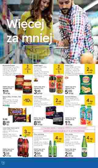 Tesco - gazetka promocyjna ważna od 12.07.2018 do 18.07.2018 - strona 14.