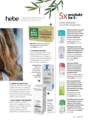 Hebe - gazetka promocyjna ważna od 01.07.2019 do 31.08.2019 - strona 129.
