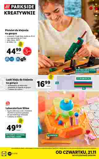 Lidl - gazetka promocyjna ważna od 18.11.2019 do 24.11.2019 - strona 24.