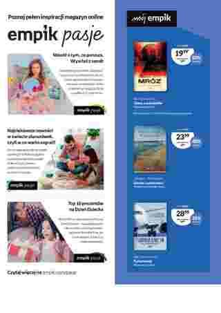Empik - gazetka promocyjna ważna od 20.05.2020 do 02.06.2020 - strona 12.