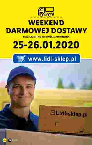 Lidl - gazetka promocyjna ważna od 20.01.2020 do 26.01.2020 - strona 22.