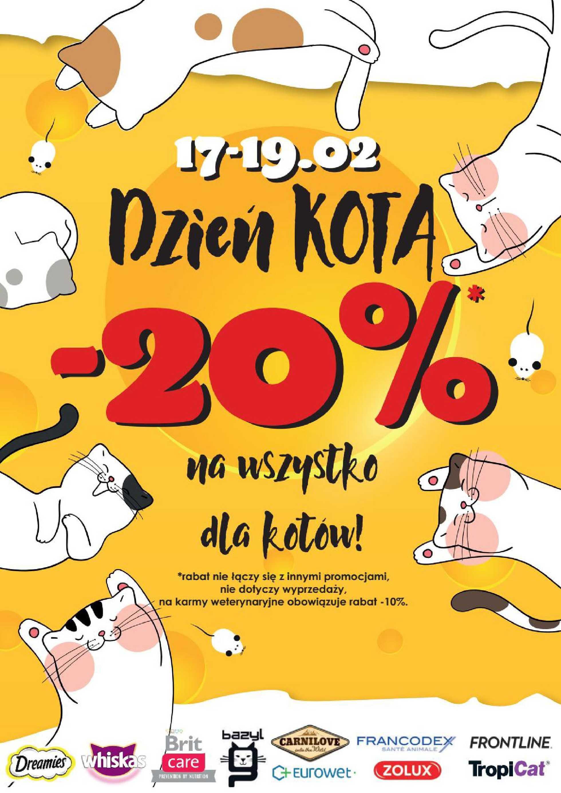 ZOO Karina - gazetka promocyjna ważna od 01.02.2021 do 28.02.2021 - strona 2.