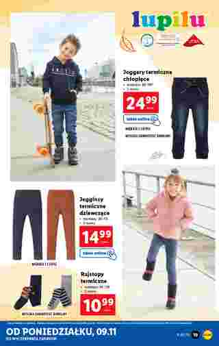 Lidl - gazetka promocyjna ważna od 09.11.2020 do 14.11.2020 - strona 19.