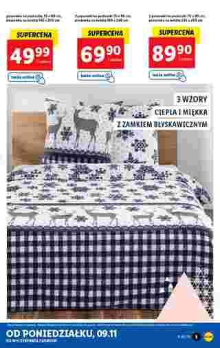 Lidl - gazetka promocyjna ważna od 09.11.2020 do 14.11.2020 - strona 5.