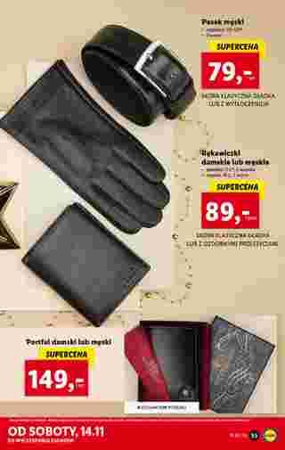 Lidl - gazetka promocyjna ważna od 09.11.2020 do 14.11.2020 - strona 55.