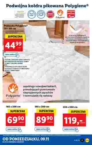 Lidl - gazetka promocyjna ważna od 09.11.2020 do 14.11.2020 - strona 7.