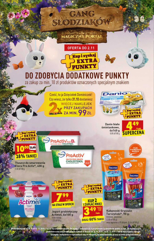 Biedronka - gazetka promocyjna ważna od 31.10.2019 do 02.11.2019 - strona 4.