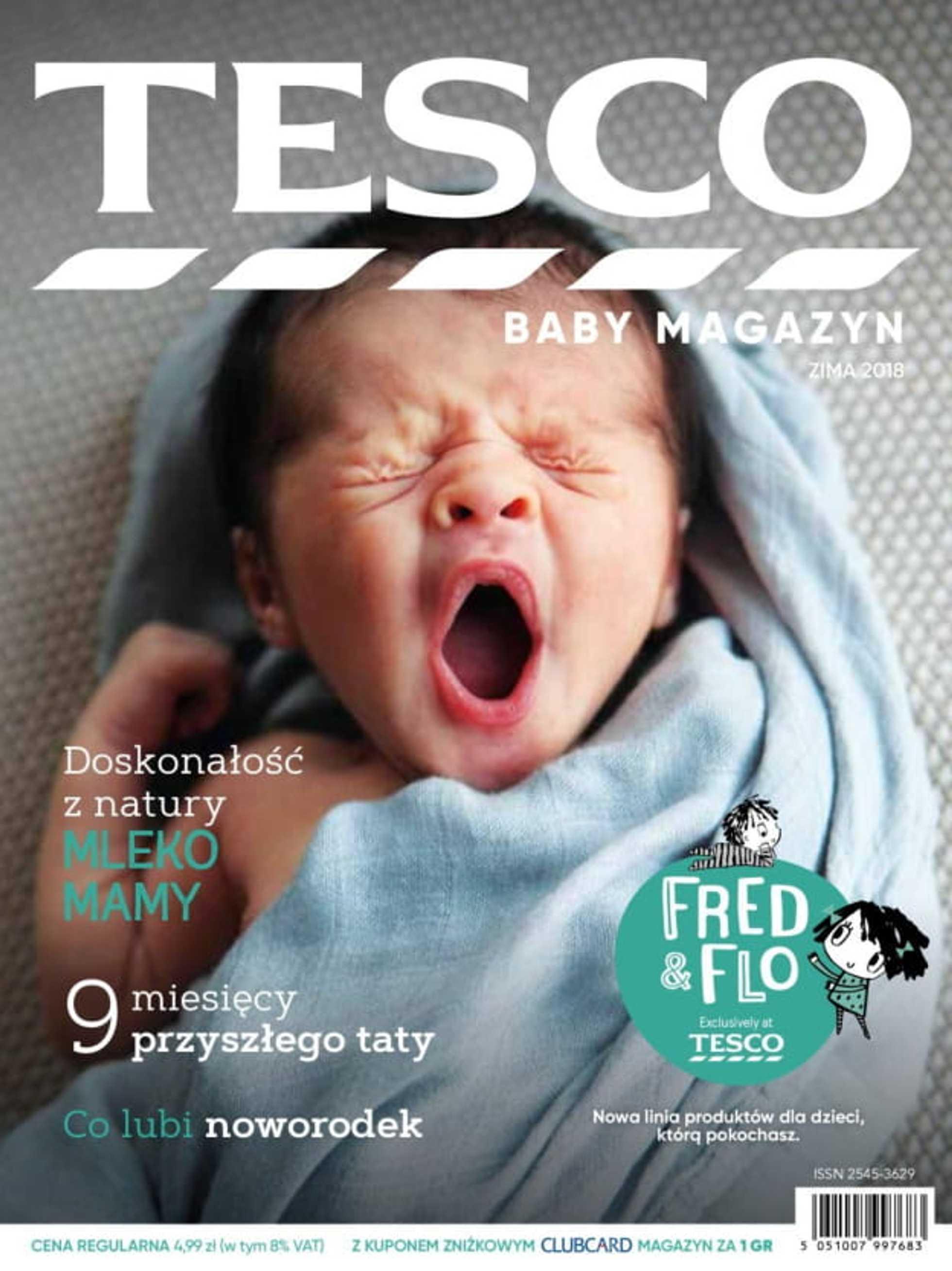 Tesco - gazetka promocyjna ważna od 05.11.2018 do 25.04.2019 - strona 1.