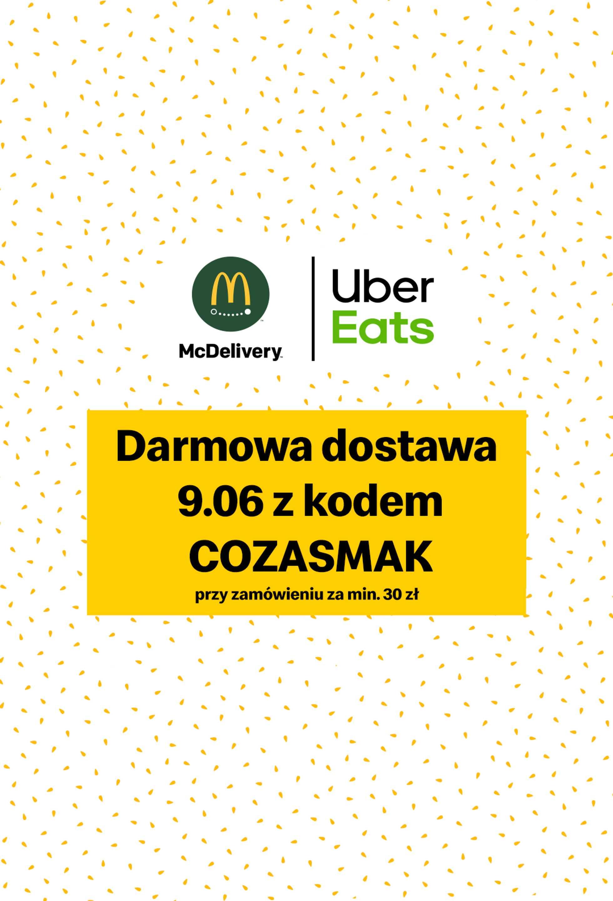 McDonald's - gazetka promocyjna ważna od 09.06.2020 do 09.06.2020 - strona 1.