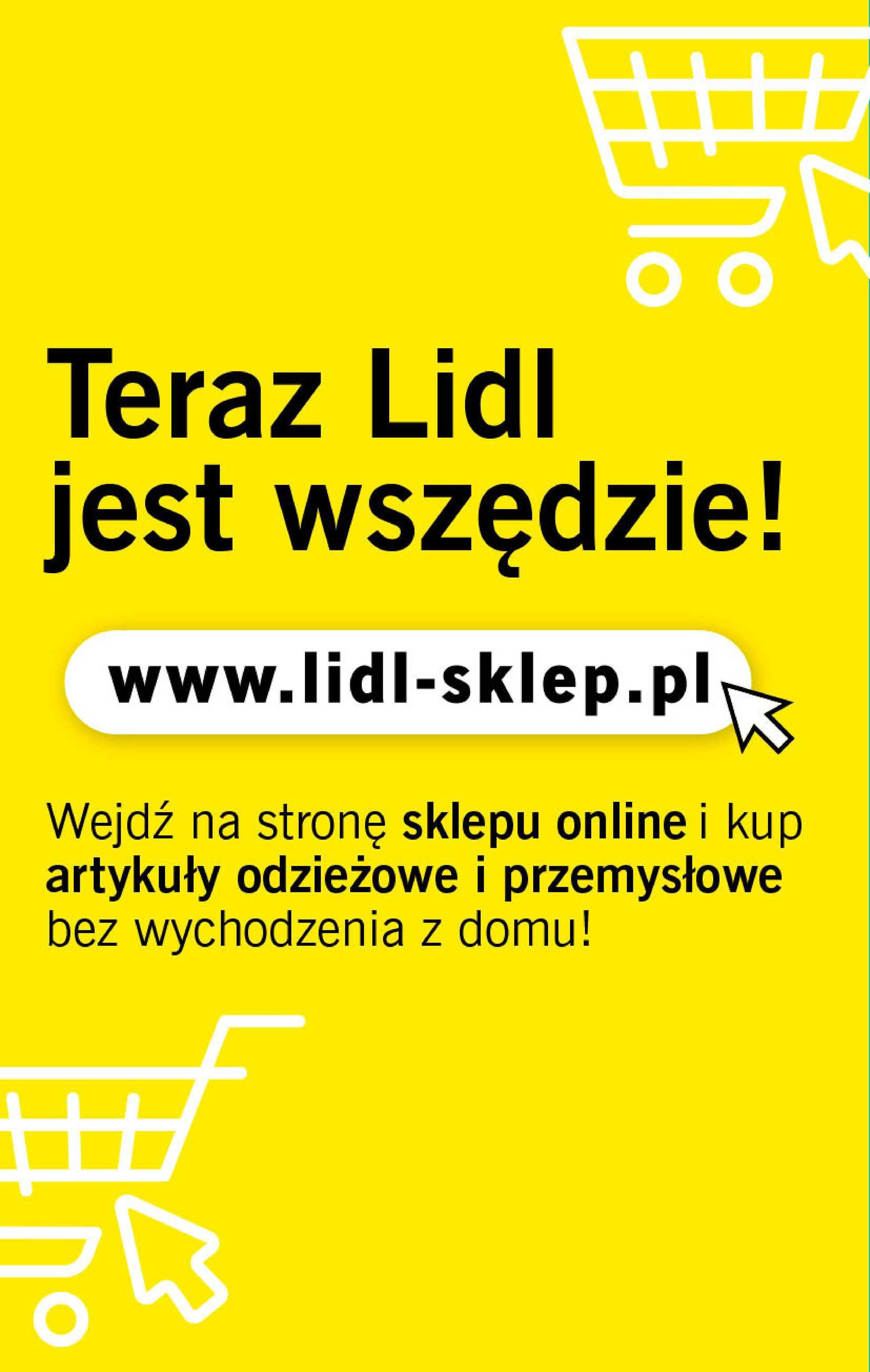 Lidl - gazetka promocyjna ważna od 06.05.2019 do 11.05.2019 - strona 2.