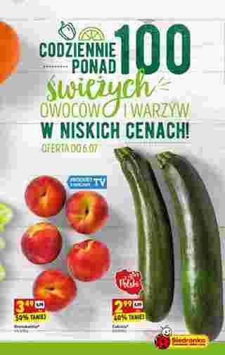 Biedronka - gazetka promocyjna ważna od 04.07.2019 do 10.07.2019 - strona 5.
