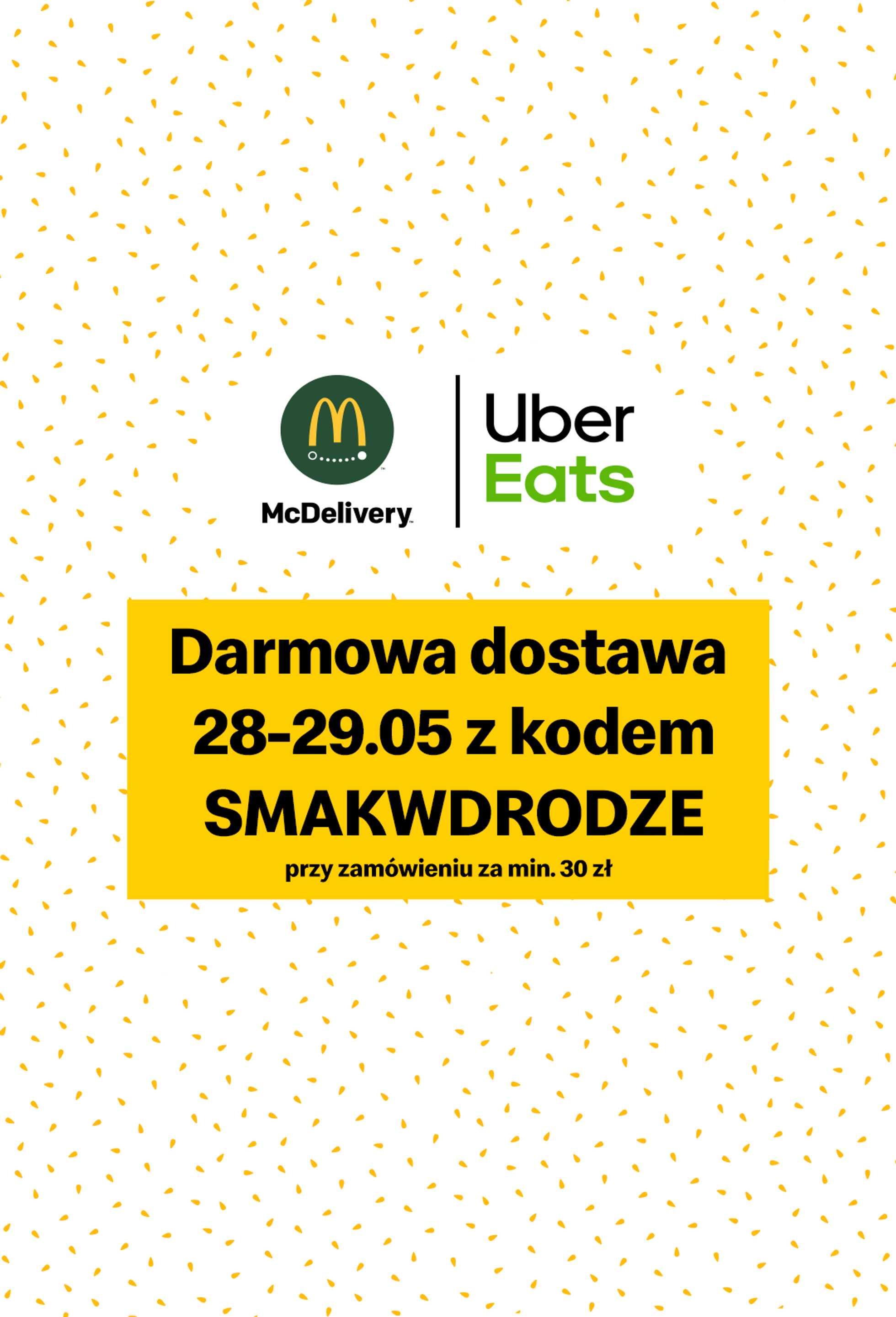 McDonald's - gazetka promocyjna ważna od 28.05.2020 do 29.05.2020 - strona 1.