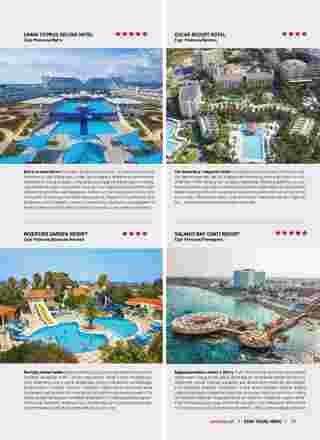 Exim Tours - gazetka promocyjna ważna od 01.03.2020 do 31.03.2021 - strona 13.