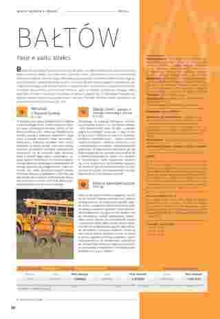 Almatur - gazetka promocyjna ważna od 02.04.2020 do 22.09.2020 - strona 104.