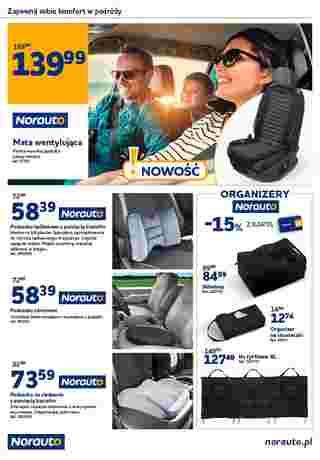Norauto - gazetka promocyjna ważna od 01.05.2020 do 31.05.2020 - strona 18.