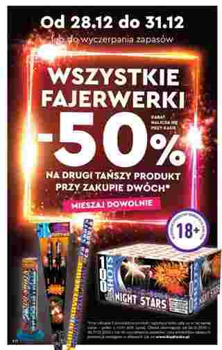 Biedronka - gazetka promocyjna ważna od 28.12.2020 do 02.01.2021 - strona 8.