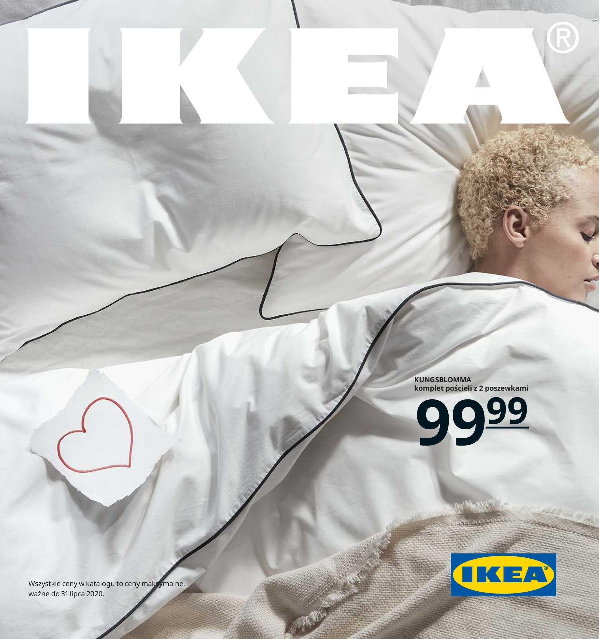 Ikea - gazetka promocyjna ważna od 23.08.2019 do 31.12.2020 - strona 1.