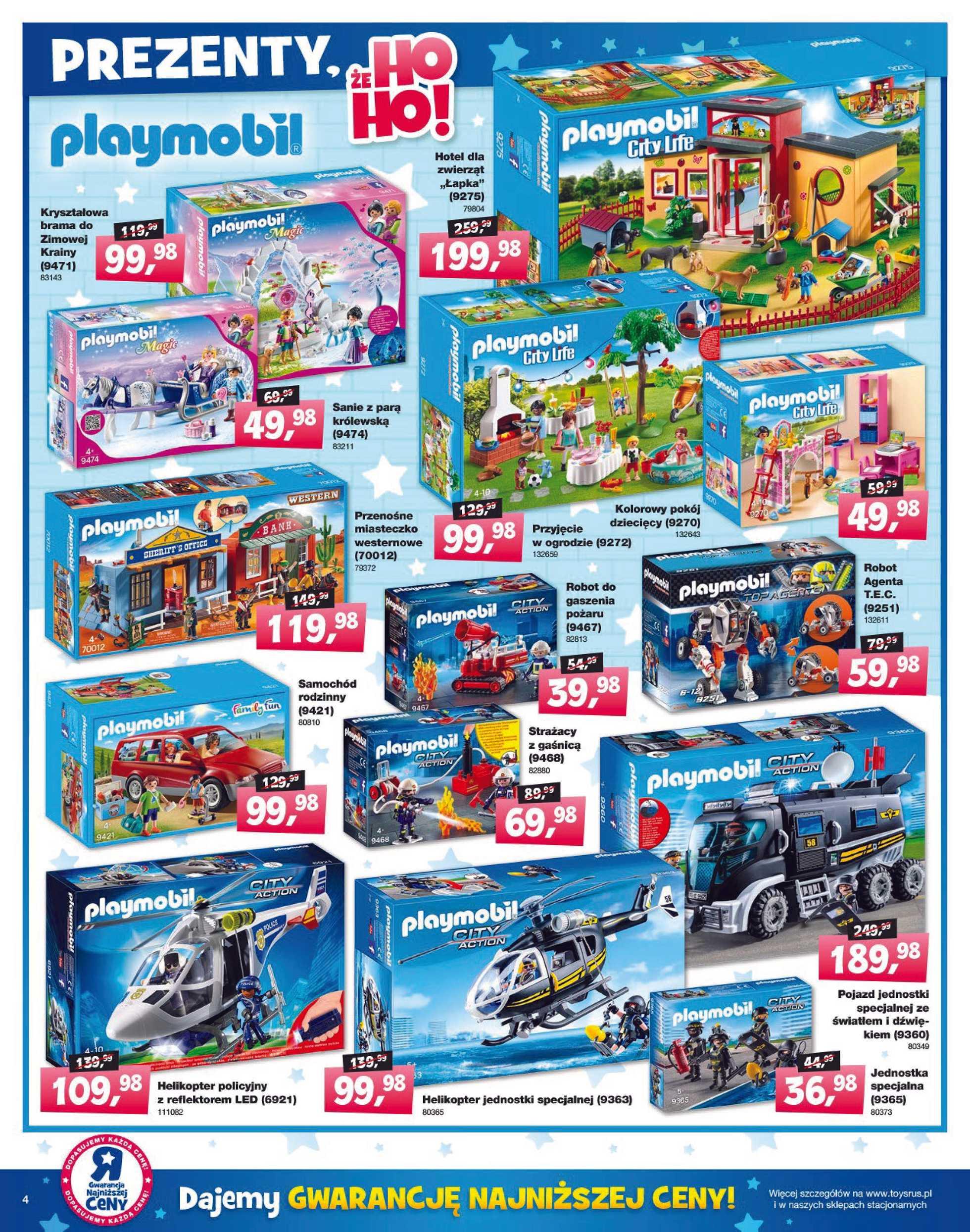 Toysrus - gazetka promocyjna ważna od 04.12.2019 do 10.12.2019 - strona 4.