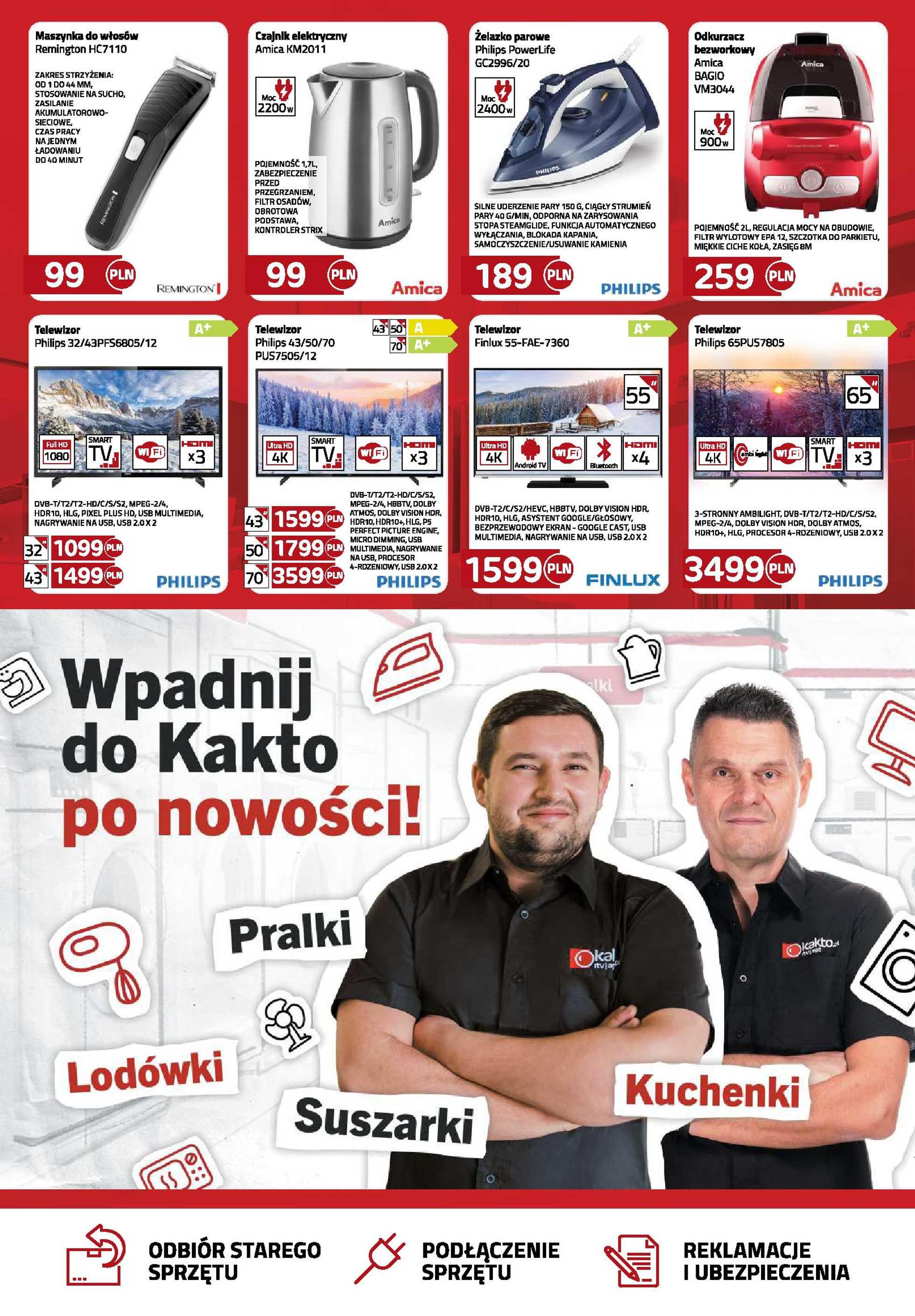 Kakto - gazetka promocyjna ważna od 01.02.2021 do 28.02.2021 - strona 3.