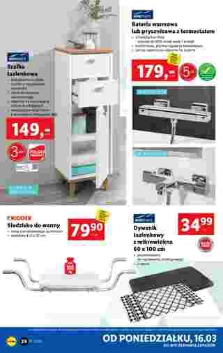Lidl - gazetka promocyjna ważna od 16.03.2020 do 21.03.2020 - strona 20.