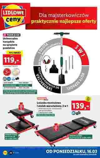 Lidl - gazetka promocyjna ważna od 16.03.2020 do 21.03.2020 - strona 22.