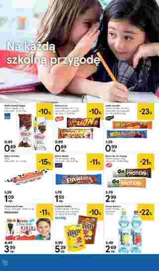 Tesco - gazetka promocyjna ważna od 23.08.2018 do 28.08.2018 - strona 10.