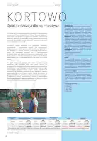 Almatur - gazetka promocyjna ważna od 02.04.2020 do 22.09.2020 - strona 14.
