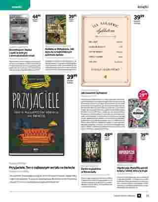 Empik - gazetka promocyjna ważna od 18.09.2019 do 01.10.2019 - strona 21.