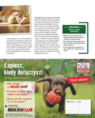 Maxi ZOO - gazetka promocyjna ważna od 01.10.2018 do 31.05.2019 - strona 19.