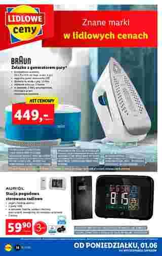 Lidl - gazetka promocyjna ważna od 01.06.2020 do 06.06.2020 - strona 8.