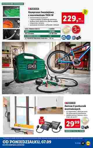 Lidl - gazetka promocyjna ważna od 07.09.2020 do 12.09.2020 - strona 17.