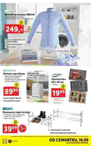 Lidl - gazetka promocyjna ważna od 07.09.2020 do 12.09.2020 - strona 22.