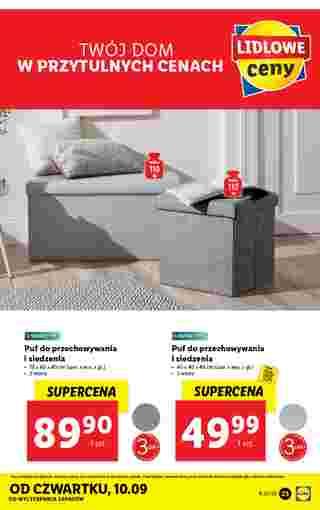 Lidl - gazetka promocyjna ważna od 07.09.2020 do 12.09.2020 - strona 23.