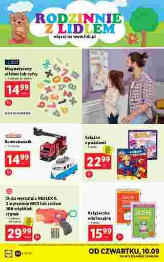 Lidl - gazetka promocyjna ważna od 07.09.2020 do 12.09.2020 - strona 34.