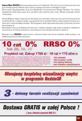 Bodzio - gazetka promocyjna ważna od 01.07.2020 do 30.09.2020 - strona 32.