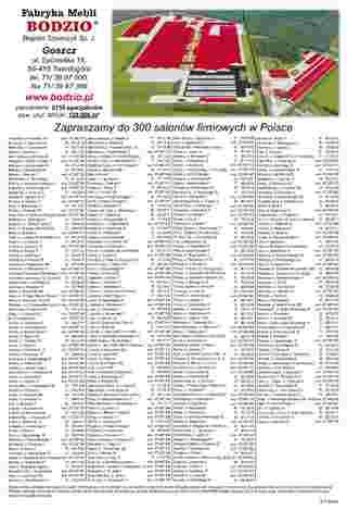Bodzio - gazetka promocyjna ważna od 01.07.2020 do 30.09.2020 - strona 33.