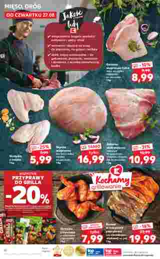 Kaufland - gazetka promocyjna ważna od 27.08.2020 do 02.09.2020 - strona 18.