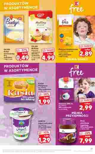Kaufland - gazetka promocyjna ważna od 27.08.2020 do 02.09.2020 - strona 27.