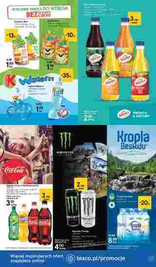 Tesco - gazetka promocyjna ważna od 18.07.2019 do 24.07.2019 - strona 13.