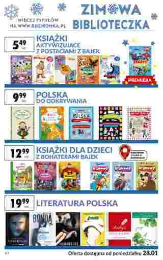 Biedronka - gazetka promocyjna ważna od 28.01.2019 do 13.02.2019 - strona 6.
