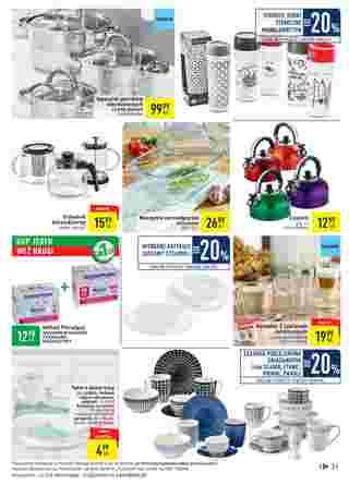 Carrefour - gazetka promocyjna ważna od 21.01.2020 do 01.02.2020 - strona 21.